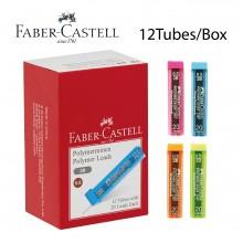 Faber Castell 2B Polymer Pencil Lead 0.5mm Box
