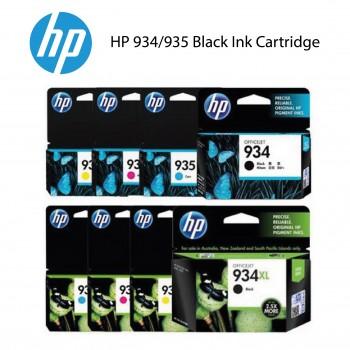 HP 934/935 Black Ink Cartridge