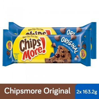Chipsmore Original Cookies (163.2g x 2)
