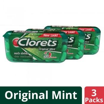 Clorets Actifresh Original Mint (35s x 3)