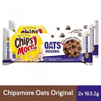 Chipsmore Oats Original Cookies (163.2g x 2)