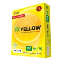 Ik Yellow A4 70gsm 500sheet's
