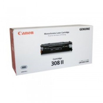 Canon Cartridge 308 II Toner Cartridge - 6k
