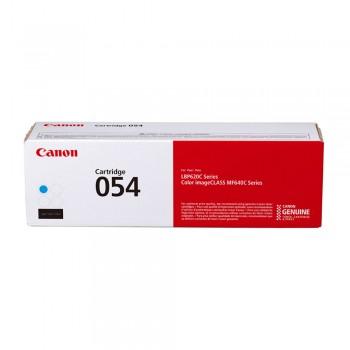 Canon 054 Cyan Toner Cartridge 1.2k