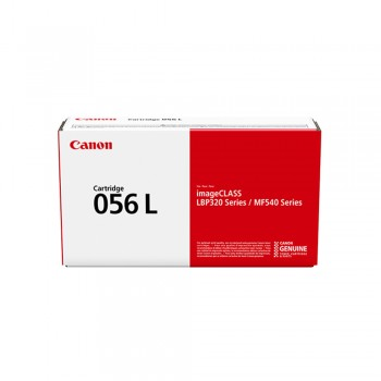 Canon 056L Toner Cartridge - Black, 5.1k