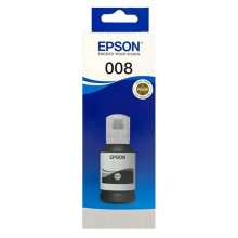 Epson 008 Black Ink Bottle 127ml