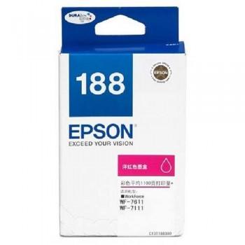 Epson 188 Magenta Ink Cartridge  (Item No: EPS T188390)