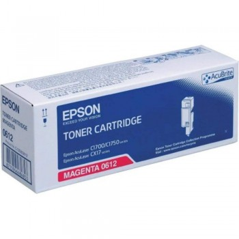 Epson SO50612 Magenta High Cap Toner Cartridge (Item No:EPS SO50612)