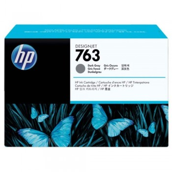 HP 763 775-ml Dark Gray Designjet Ink Cartridge (CN073A)
