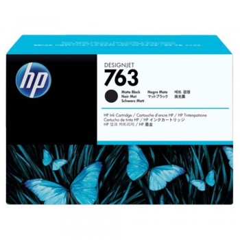 HP 763 775-ml Matte Black Designjet Ink Cartridge (CN072A)