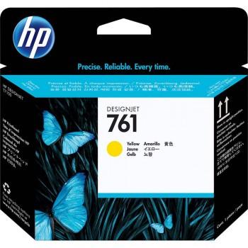 HP 761 DesignJet Printhead - Yellow (CH645A)