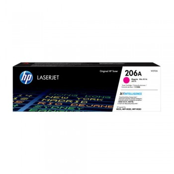 HP 206A Magenta Original LaserJet Toner Cartridge (W2113A)