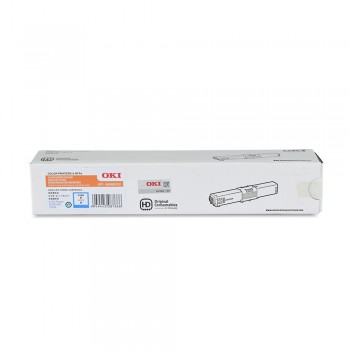 OKI C310 C510 Cyan Toner Cartridge (44469757)