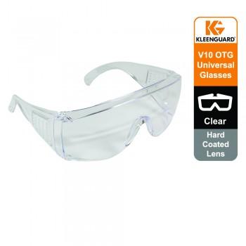KleenGuard™ V10 Unispec Eyewear 16727 - 50 x clear Lens, universal glasses