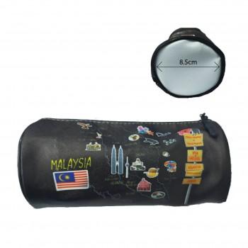 Malaysia Round Pencil Bag