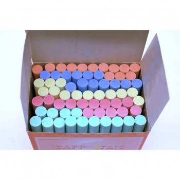 Cap Ketam Mixed Color Chalk (400g)