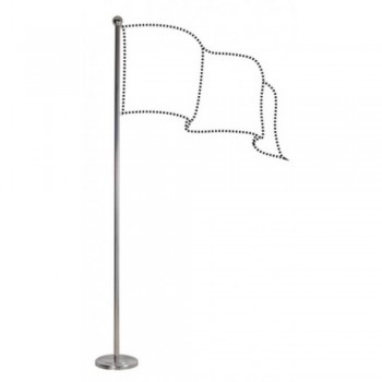 Indoor Flag Pole FP333 - Height 240cm (8')