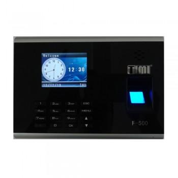 Timi F500 Fingerprint Time Attendance