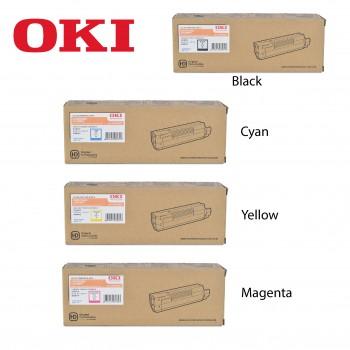 OKI C5550 C5800 Toner Cartridge