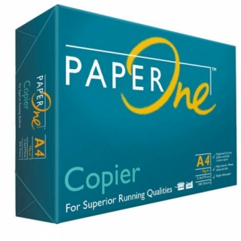 PAPER ONE A4 PAPER 70GSM (500'S)