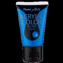 Pentel Acrylic Colour 28ml Cerulean Blue (T14)