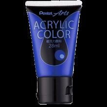 Pentel Acrylic Colour 28ml Ultramarine Blue (T25)