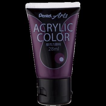 Pentel Acrylic Colour 28ml Violet (T65)