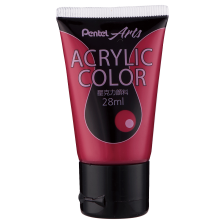 Pentel Acrylic Colour 28ml Magenta (T67)