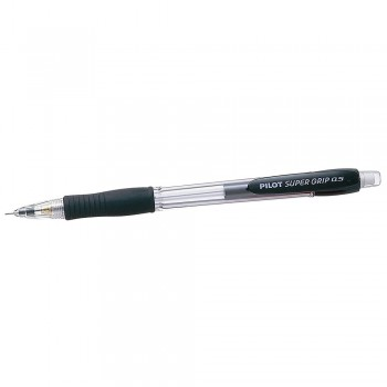 Pilot SuperGrip Mechanical Pencil+lead 0.5mm