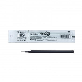 Pilot Frixion Ball Clicker Erasable Refill 0.5mm Black