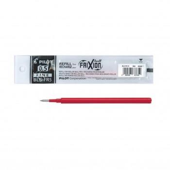 Pilot Frixion Ball Clicker Erasable Refill 0.5mm Red