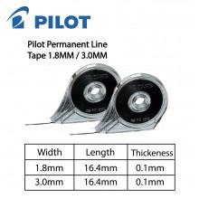 Pilot Permanent Line Tape