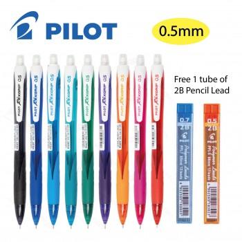 Pilot Rexgrip Mechanical Pencil with Lead 0.5mm
