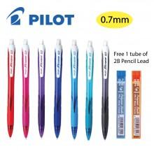 Pilot Rexgrip Mechanical Pencil with Lead 0.7mm