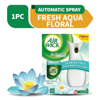 Air Wick Freshmatic Starter Cherry Blossom 250ml