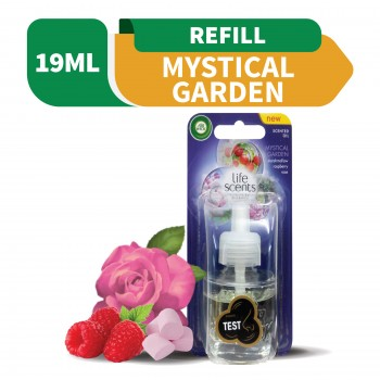Air Wick Life Scents Mystical Garden Multi-Layered Fragrance Freshmatic Refill