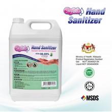 Skygel Hand Sanitizer Liquid Type 5 Liter (IPA)