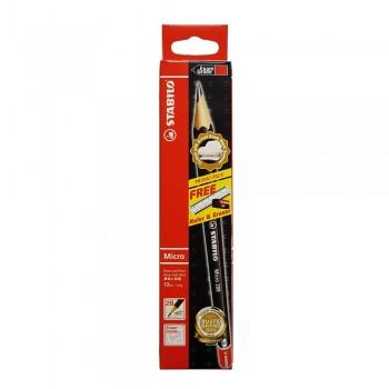 Stabilo Exam Grade 2B Pencil 28812S1