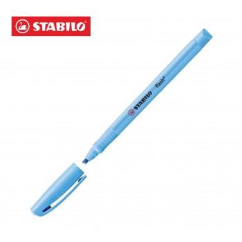 Stabilo Flash Highlighter Blue (555/31)