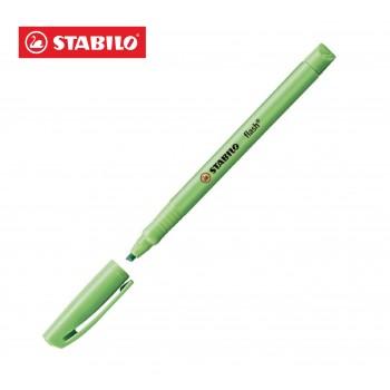 Stabilo Flash Highlighter Green (555/33)
