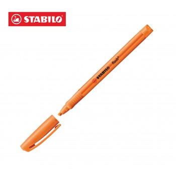 Stabilo Flash Highlighter Orange (555/54)