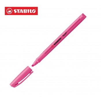 Stabilo Flash Highlighter Pink (555/40)
