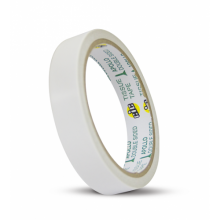 APOLLO Double Sided Cotton Tape - 18mm x 10yards