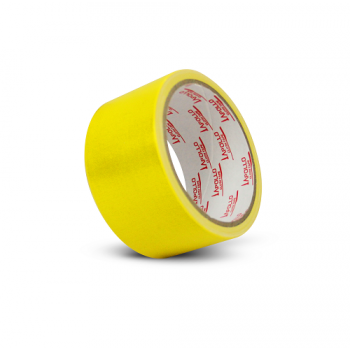 APOLLO Premium Binding/Cloth Tape Yellow - 24mm x 6yards