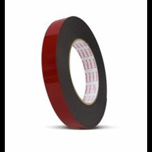 Apollo Heavy-Duty Double Sided PE Black Foam Tape - 18mm x 8m