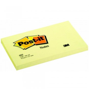 "3M 655 POST-IT NOTE 3""X5"" [220092852]"