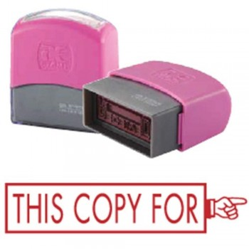 AE Flash Stamp - This Copy For