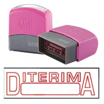 AE Flash Stamp - Diterima