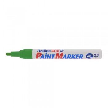 ARTLINE 400XF PAINT MARKER Yellow Green (Item No: A10-12 ART400YG)