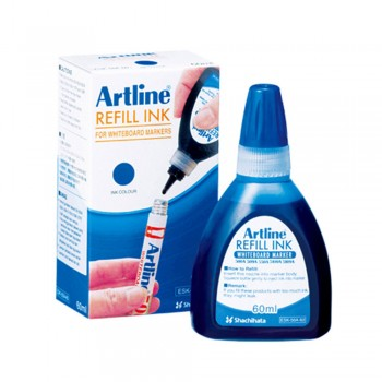Artline ESK-50A-60 Whiteboard Refill - 60ml Blue